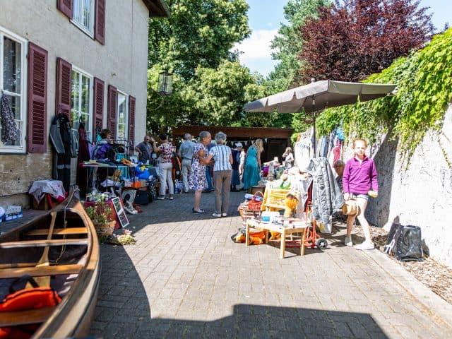 Zum Vormerken: Hofflohmarkt am 6. Juli!
