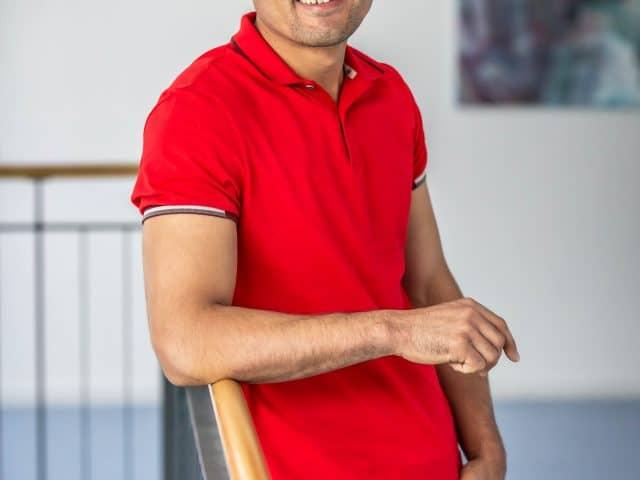 Interview mit Rakhmatulla, unserem neuesten Mitbewohner im Lechaim